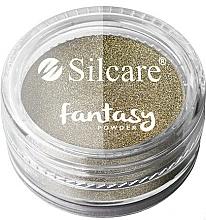 Parfémy, Parfumerie, kosmetika Pudr na nehty - Silcare Fantasy Chrome Powder