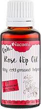 Parfémy, Parfumerie, kosmetika Olej pro suchou plet' - Nacomi Wild Rose Oil