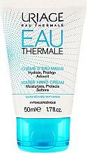 Parfémy, Parfumerie, kosmetika Hydratační krém na ruce - Uriage Eau Termale Water Hand Cream