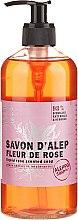Parfémy, Parfumerie, kosmetika Aleppské tekuté mýdlo - Tade Liquide Rose Scented Soap