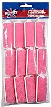 Parfémy, Parfumerie, kosmetika Natáčky 25/70 mm, růžové - Ronney Wave Foam Rollers