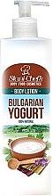 Parfémy, Parfumerie, kosmetika Tělové mléko Bulharský Jogurt - Hristina Stani Chef'S Bulgarian Yogurt Body Lotion