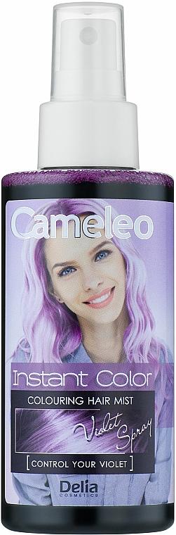 Odstínový sprej na vlasy - Delia Cameleo Instant Color