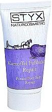 Parfémy, Parfumerie, kosmetika Bramborový regenerační balzám na nohy - Styx Naturcosmetic Potato Foot Balm Repair (vzorek)