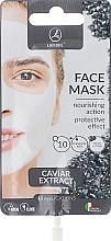 Parfémy, Parfumerie, kosmetika Pleťová maska s kaviárem - Lambre Caviar Extract Face Mask