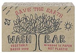 Parfémy, Parfumerie, kosmetika Mýdlo na ruce - Bath House Barefoot And Beautiful Hand Soap Wash Bar Bergamot