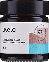 Parfémy, Parfumerie, kosmetika Detoxikační bahenní maska - Melo