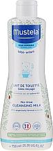Parfémy, Parfumerie, kosmetika Čisticí mléko pro normální pleť - Mustela No Rinse Cleansing Milk