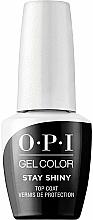 Parfémy, Parfumerie, kosmetika Vrchní lak na nechty - O.P.I. Gel Stay Shiny Top Coat