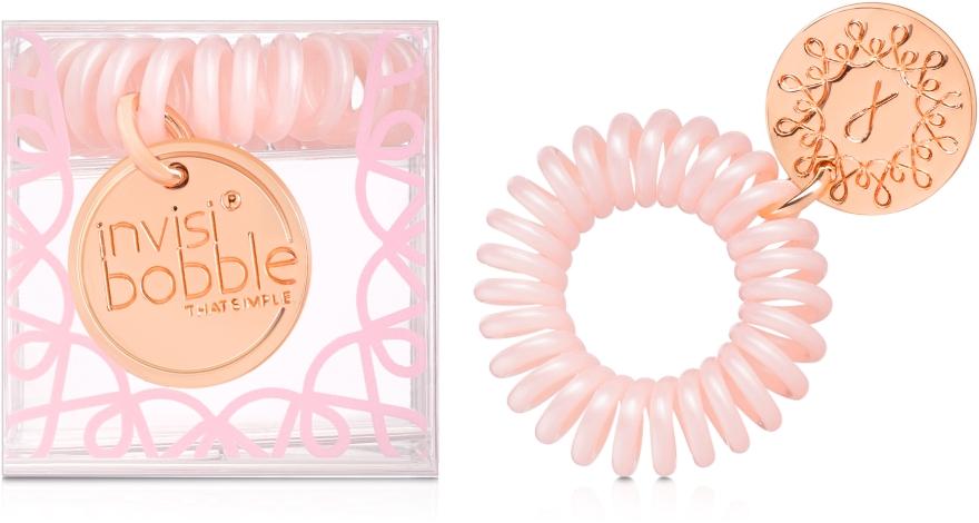 Gumička do vlasů - Invisibobble Original Pink Heroes — foto N1