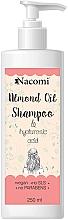 Parfémy, Parfumerie, kosmetika Šampon na vlasy - Nacomi Almond Oil Shampoo