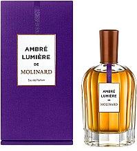 Parfémy, Parfumerie, kosmetika Molinard Ambre Lumiere - Parfémovaná voda