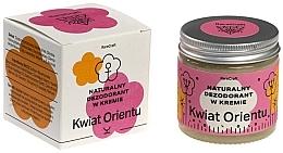 Parfémy, Parfumerie, kosmetika Přirodní krém-deodorant Orientální květina - RareCraft Cream Deodorant