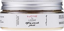 Parfémy, Parfumerie, kosmetika Pomáda na vlasy - BioBotanic BeFine Styling Pomade