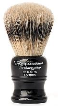 Parfémy, Parfumerie, kosmetika Holicí štětec, SH2B černý - Taylor of Old Bond Street Shaving Brush Super Badger Size M