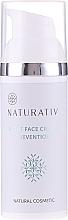 Parfémy, Parfumerie, kosmetika Noční krém na obličej - Naturativ Facial Night Cream 30+