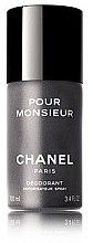 Parfémy, Parfumerie, kosmetika Chanel Pour Monsieur - Deodorant