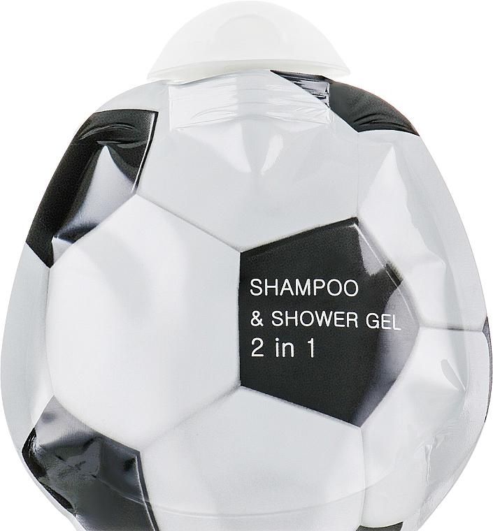 Šampon-sprchový gel 2v1 s cedrovým a bergamotovým olejem - Cafe Mimi Shampoo & Shower Gel (doypack)