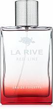 Parfémy, Parfumerie, kosmetika La Rive Red Line - Toaletní voda