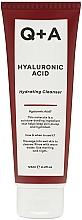 Parfémy, Parfumerie, kosmetika Hydratační čisticí přípravek s kyselinou hyaluronovou - Q+A Hyaluronic Acid Hydrating Cleanser
