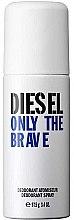 Parfémy, Parfumerie, kosmetika Diesel Only The Brave - Deodorant