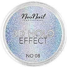 Parfémy, Parfumerie, kosmetika Pudr na nehtový design - NeoNail Professional 3D Holo Effect