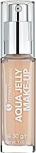 Parfémy, Parfumerie, kosmetika Hydratační luxusní fluidní make-up - Bell Hypoallergenic Aqua Jelly Make-Up