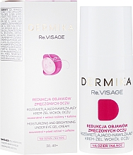 Parfémy, Parfumerie, kosmetika Hydratační gel krém na oči 30-40+ - Dermika Re.Visage