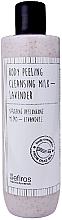 Parfémy, Parfumerie, kosmetika Sprchové mléko - Sefiros Body Peeling Cleansing Milk Lavender