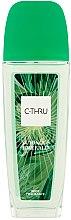 Parfémy, Parfumerie, kosmetika C-Thru Luminous Emerald - Tělový sprej