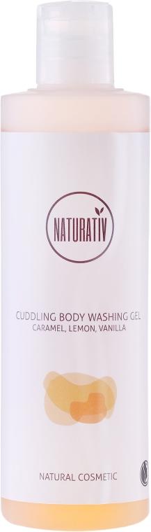 Sprchový gel - Naturativ Cuddling Washing Gel — foto N1