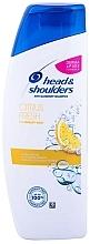 Parfémy, Parfumerie, kosmetika Šampon na vlasy - Head & Shoulders Citrus Fresh Shampoo