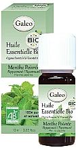 Parfémy, Parfumerie, kosmetika Organický esenciální olej Máta peprná - Galeo Organic Essential Oil Peppermint