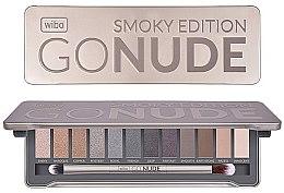 Parfémy, Parfumerie, kosmetika Paleta očních stínů - Wibo Go Nude Smoky Edition