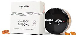 Parfémy, Parfumerie, kosmetika Konturovací pudr - Uoga Uoga Game Of Shadows Contouring Powder