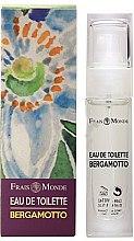 Parfémy, Parfumerie, kosmetika Frais Monde Bergamot - Toaletní voda