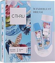 Parfémy, Parfumerie, kosmetika C-Thru Wanderlust Dream - Sada (deo/75ml + sh/gel/250ml)