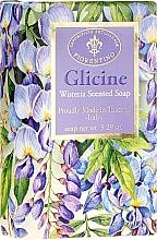 Parfémy, Parfumerie, kosmetika Přírodní mýdlo Vistárie - Saponificio Artigianale Fiorentino Masaccio Wisteria Soap