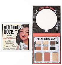 Parfémy, Parfumerie, kosmetika Paleta pro líčení - TheBalm Alternative Rock Vol. 2 Palette