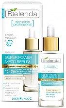 Parfémy, Parfumerie, kosmetika Aktivní hydratační sérum denní/noční - Bielenda Skin Clinic Professional Mezo Serum Anti-age