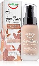 Parfémy, Parfumerie, kosmetika Tekutý make-up - Equilibra Liquid Foundation Fluid