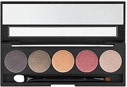 Parfémy, Parfumerie, kosmetika Paleta stínů - Hean Eye Shadow High Definition
