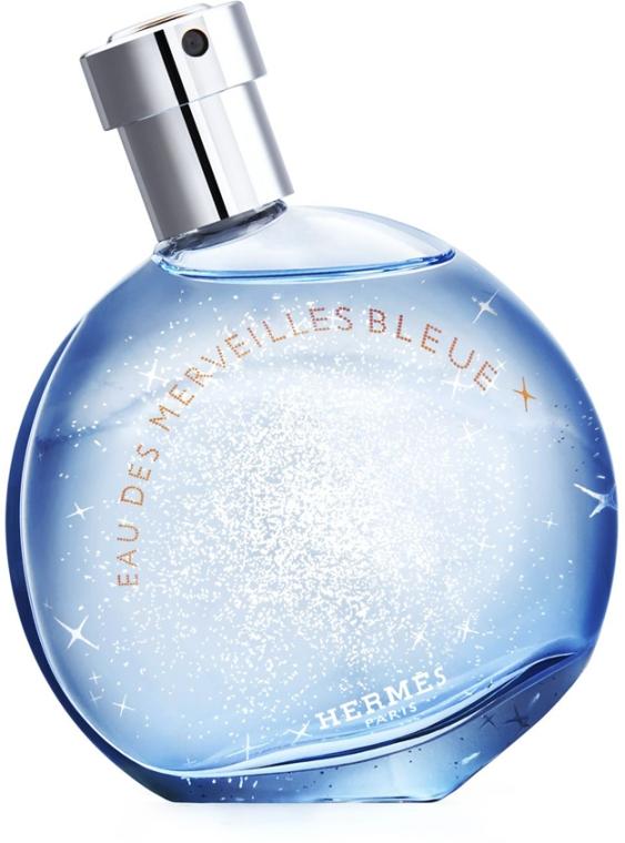 Hermes Eau des Merveilles Bleue - Toaletní voda (mini) — foto N1