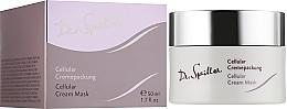 Parfémy, Parfumerie, kosmetika Buněčná krémová pleťová maska - Dr. Spiller Cellular Cream Mask