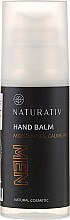Parfémy, Parfumerie, kosmetika Mléko na ruce - Naturativ Men Hand Balm