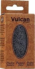Parfémy, Parfumerie, kosmetika Pemza, 84x44x32mm, Dark Grey - Vulcan Pumice Stone