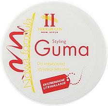 Parfémy, Parfumerie, kosmetika Guma na vlasy pro kreativní styling - Hegron Styling Guma