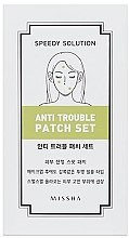 Parfémy, Parfumerie, kosmetika Náplasti na akné - Missha Speedy Solution Anti Trouble Patch