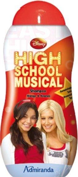 Šampon na vlasy - Admiranda High School Musical — foto N1