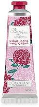 Parfémy, Parfumerie, kosmetika Krém na ruce - L'Occitane Pivoine Flora Hand Cream